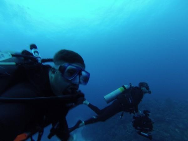 Guy dive