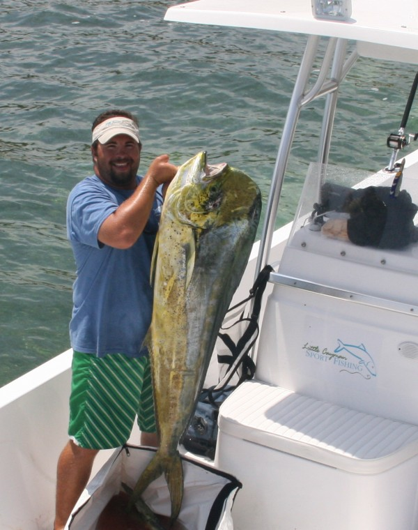 44_4lb Mahi CIIFT 2nd place
