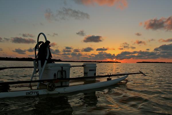 Bote Sunsetsm