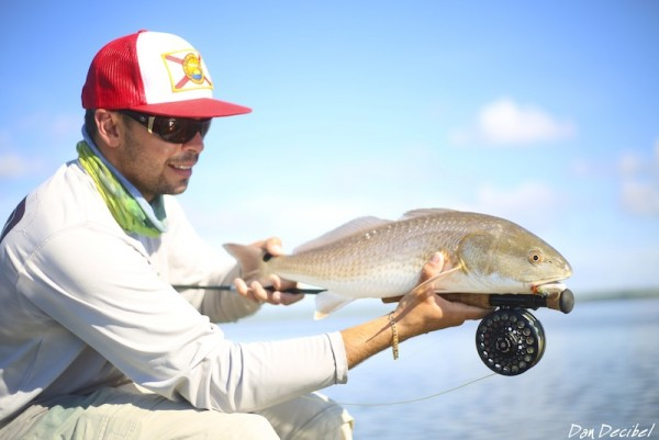 pk with redfish