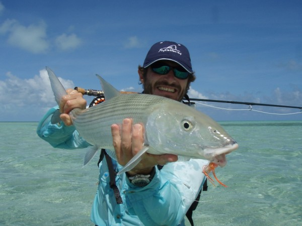 Bonefish galore!